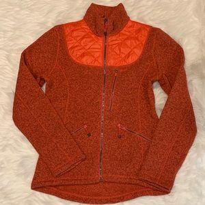 Nwot Koppen coral zip up jacket